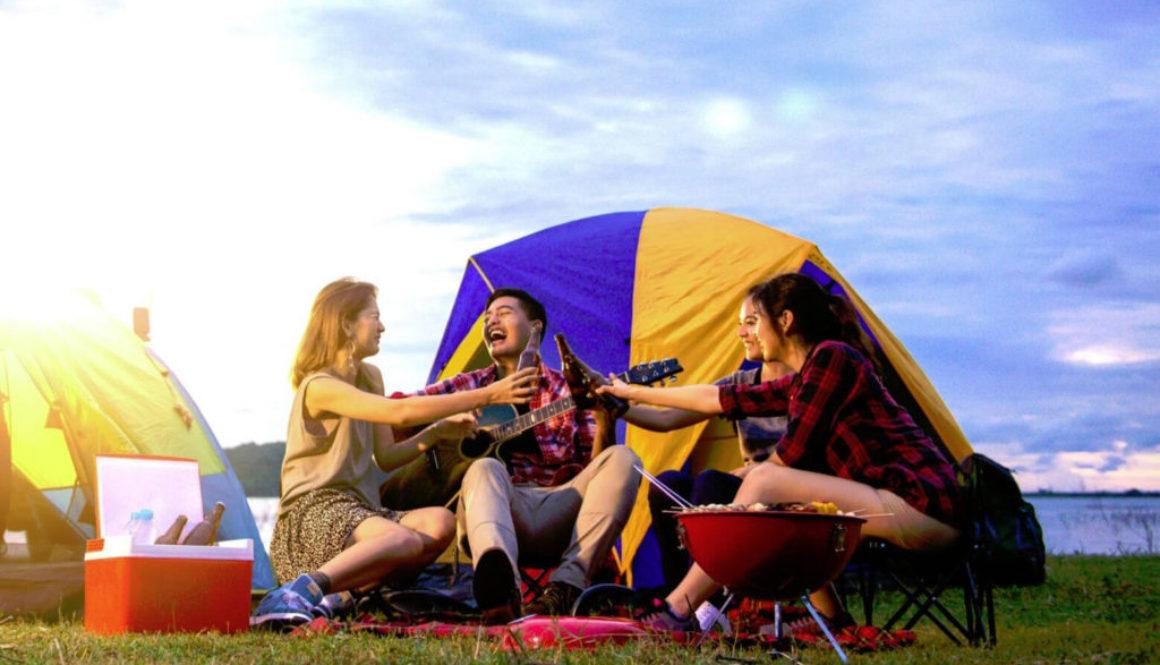 sewa tenda camping di bali