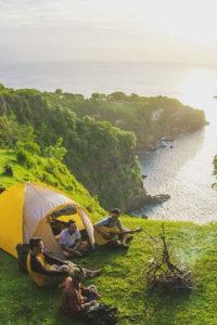 bukit asah camping