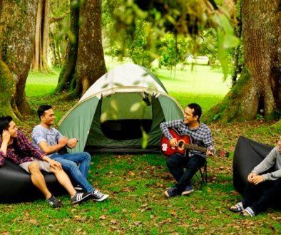 tempat camping di bali