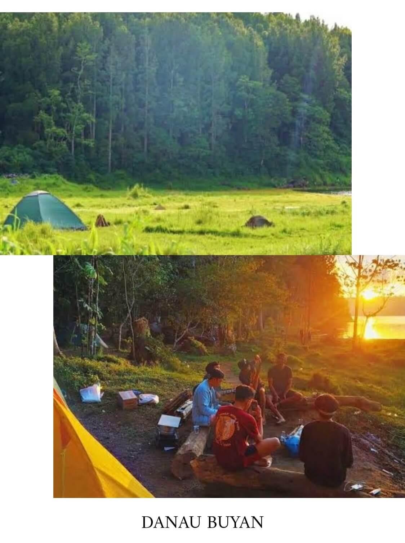 tempat camping di bali danau buyan
