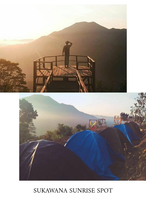 tempat camping di bali sukawana