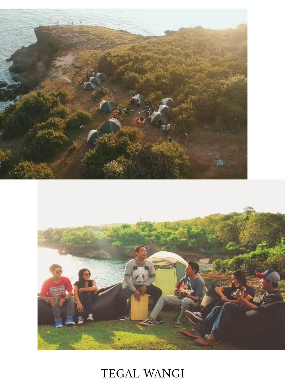 tempat camping di bali tegalwangi
